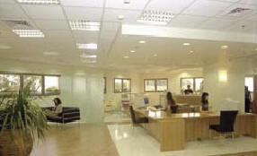 Институт превентивной медицины - холл