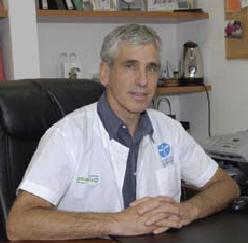 Руководитель отделения трансплантологии – профессор Эйтан Мор.