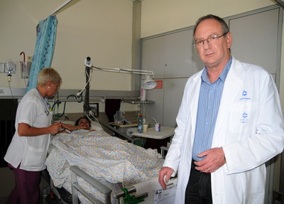 У постели больного - Реабилитационный центр Левинштейн